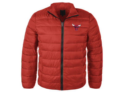 Chicago Bulls NBA Men's Packable Quilted Jacket