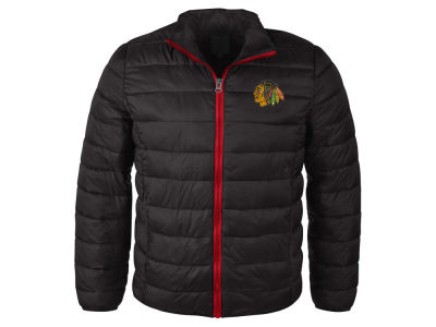 Chicago Blackhawks GIII NHL Women's Packable Quilted Jacket
