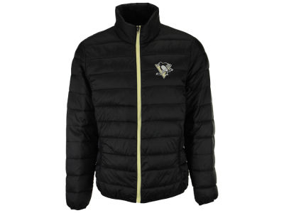 Pittsburgh Penguins GIII NHL Men's Packable Quilted Jacket