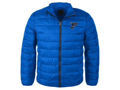 St. Louis Blues GIII NHL Women's Packable Quilted Jacket