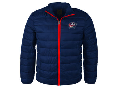 Columbus Blue Jackets GIII NHL Women's Packable Quilted Jacket
