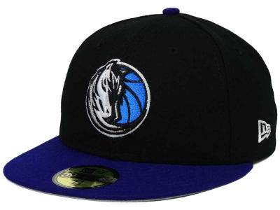 Dallas Mavericks New Era NBA Side Hit 59FIFTY Cap