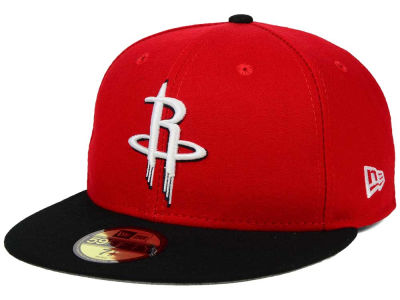 Houston Rockets New Era NBA Side Hit 59FIFTY Cap
