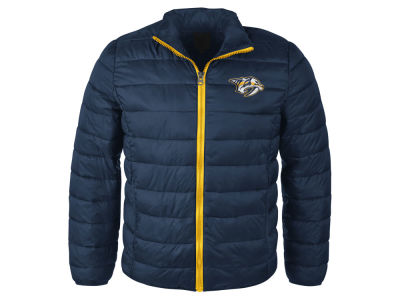 Nashville Predators GIII NHL Women's Packable Quilted Jacket