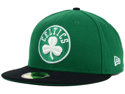 Boston Celtics New Era NBA Side Hit 59FIFTY Cap