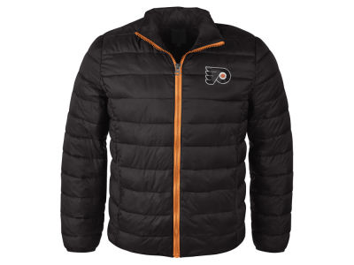 Philadelphia Flyers GIII NHL Women's Packable Quilted Jacket