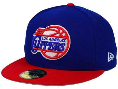 Los Angeles Clippers New Era NBA Side Hit 59FIFTY Cap