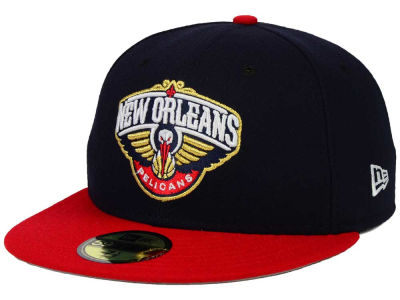 New Orleans Pelicans New Era NBA Side Hit 59FIFTY Cap