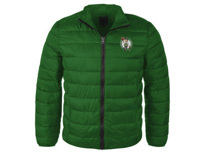 Boston Celtics GIII NBA Men's Packable Quilted Jacket