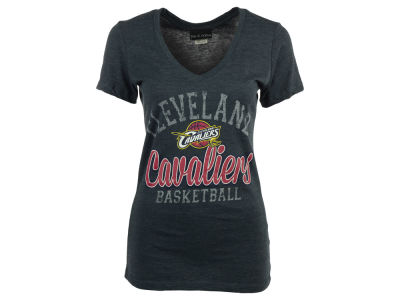 Cleveland Cavaliers 5th & Ocean NBA Women's Double Dribble T-Shirt