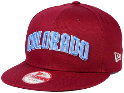 Colorado Rapids New Era MLS Undefeated 9FIFTY Snapback Cap