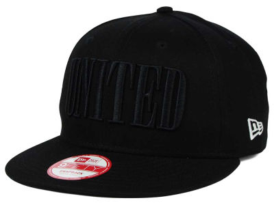 DC United New Era MLS Undefeated 9FIFTY Snapback Cap