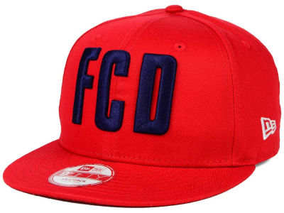 FC Dallas New Era MLS Undefeated 9FIFTY Snapback Cap