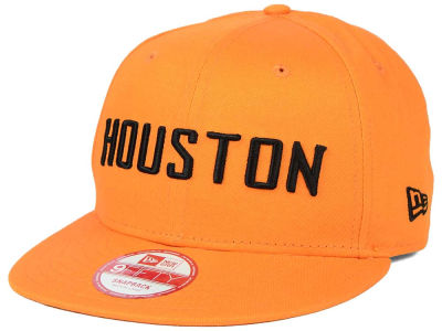 Houston Dynamo New Era MLS Undefeated 9FIFTY Snapback Cap