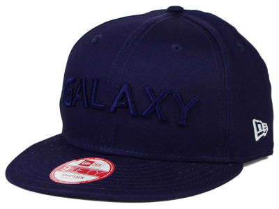 LA Galaxy New Era MLS Undefeated 9FIFTY Snapback Cap