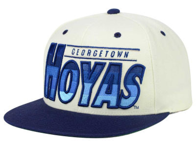 Georgetown Hoyas NCAA Gradient Blocks Hat