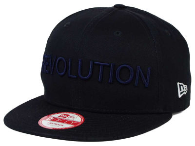 New England Revolution New Era MLS Undefeated 9FIFTY Snapback Cap