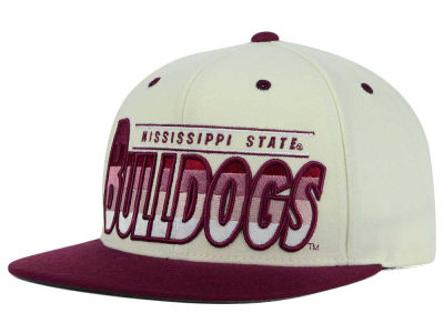 Mississippi State Bulldogs NCAA Gradient Blocks Hat