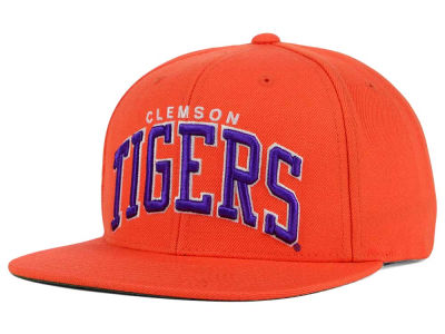 Clemson Tigers NCAA Starter Solid Arch Hat