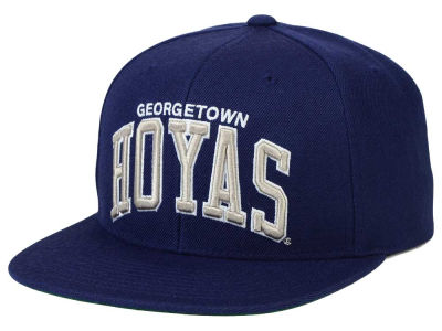 Georgetown Hoyas GIII NCAA Starter Solid Arch Hat