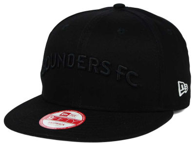 Seattle Sounders FC New Era MLS Undefeated 9FIFTY Snapback Cap