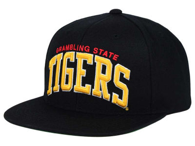 Grambling Tigers NCAA Starter Solid Arch Hat