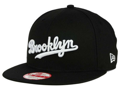 Brooklyn Dodgers New Era MLB B-Dub 9FIFTY Snapback Cap