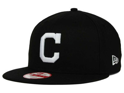 Cleveland Indians New Era MLB B-Dub 9FIFTY Snapback Cap