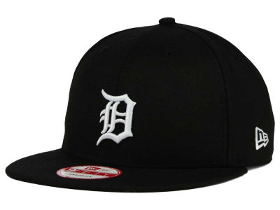 Detroit Tigers New Era MLB B-Dub 9FIFTY Snapback Cap