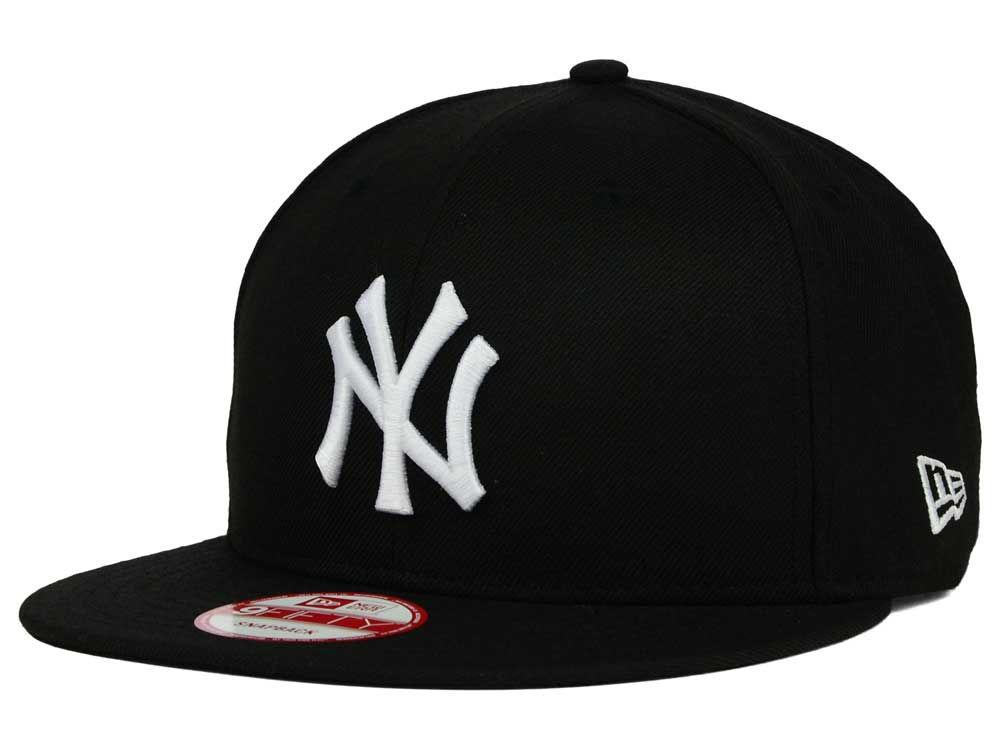 New York Yankees New Era MLB B-Dub 9FIFTY Snapback Cap e2dc5d77580