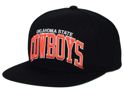 Oklahoma State Cowboys NCAA Starter Solid Arch Hat