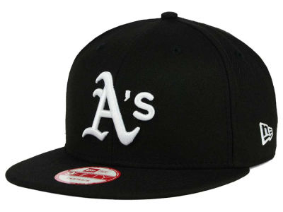 Oakland Athletics New Era MLB B-Dub 9FIFTY Snapback Cap