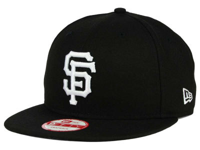 San Francisco Giants New Era MLB B-Dub 9FIFTY Snapback Cap