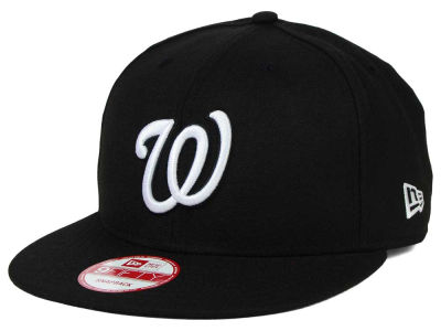 Washington Nationals New Era MLB B-Dub 9FIFTY Snapback Cap