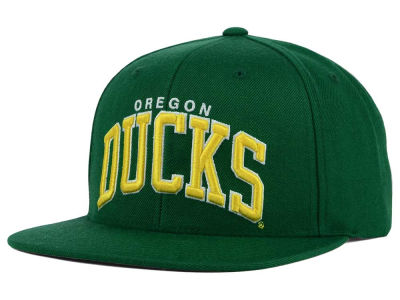 Oregon Ducks GIII NCAA Starter Solid Arch Hat