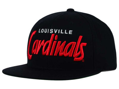 Louisville Cardinals G-III Sports NCAA Starter Solid Script Hat
