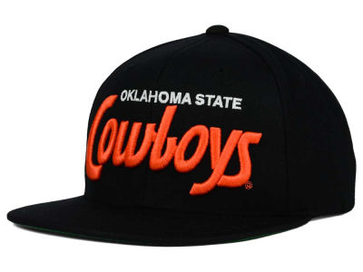Oklahoma State Cowboys NCAA Starter Solid Script Hat