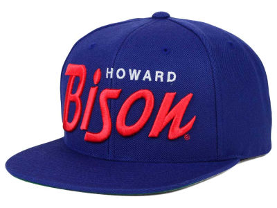 Howard University Bisons GIII NCAA Starter Solid Script Hat