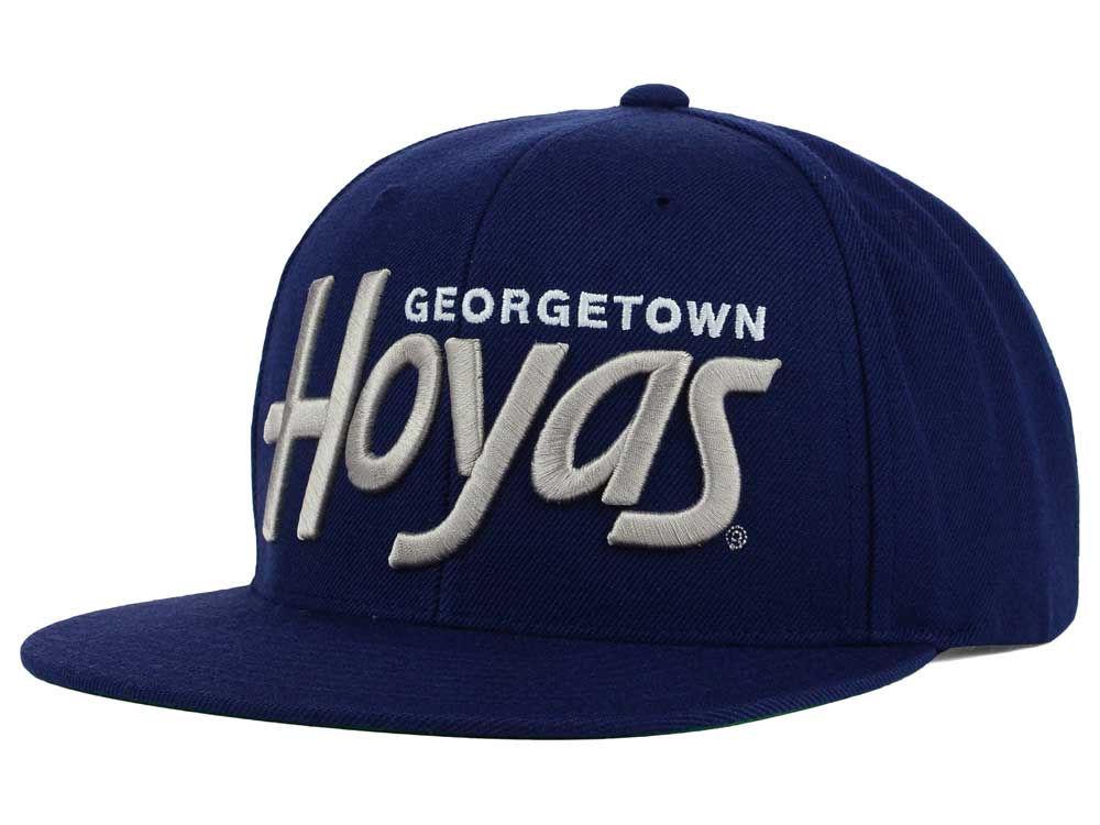 Australia Georgetown Hoyas Hat 54f8c Cc205