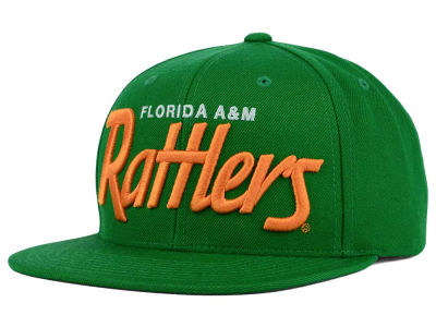 Florida A&M Rattlers NCAA Starter Solid Script Hat