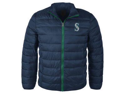 Seattle Mariners GIII MLB Men's Packable Quilted Jacket