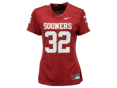 Oklahoma Sooners Nike NCAA Womens Game Football Jersey