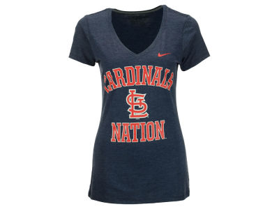 St. Louis Cardinals Nike MLB Women's 2015 Local T-Shirt