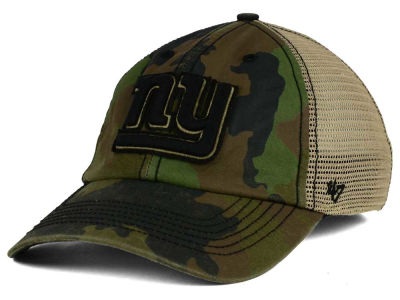 New York Giants '47 NFL Barge Relaxed '47 CLOSER Cap