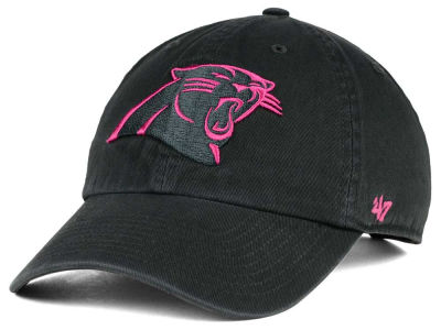 Carolina Panthers '47 NFL Women's '47 CLEAN UP Cap