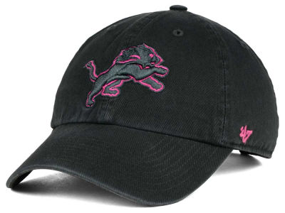 Detroit Lions '47 NFL Women's '47 CLEAN UP Cap