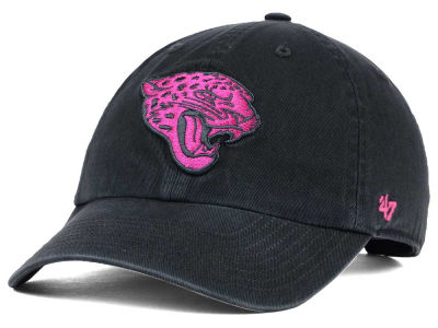Jacksonville Jaguars '47 NFL Women's '47 CLEAN UP Cap