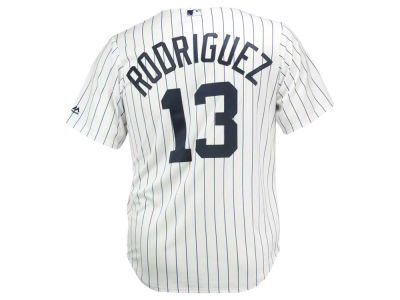 New York Yankees Alex Rodriguez Majestic MLB Men's Player Replica CB Jersey