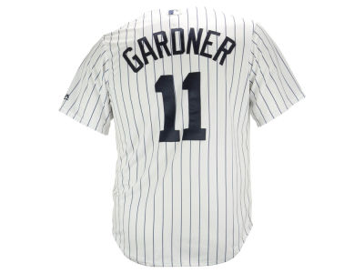 New York Yankees Brett Gardner Majestic MLB Men's Player Replica Cool Base Jersey