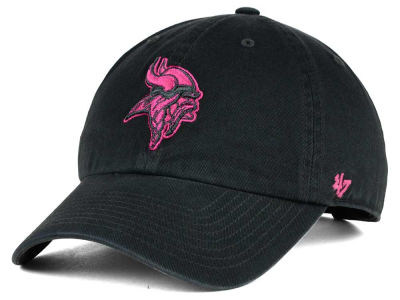 Minnesota Vikings '47 NFL Women's '47 CLEAN UP Cap